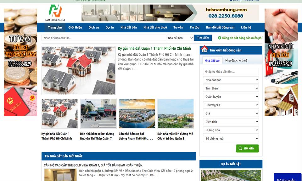 Dịch vụ mua bán, ký gửi nhà đất TPHCM uy tín