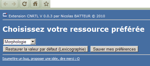 CNRTL - CNRTL.fr