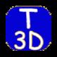 Transform Web page in 3d Beta 插件