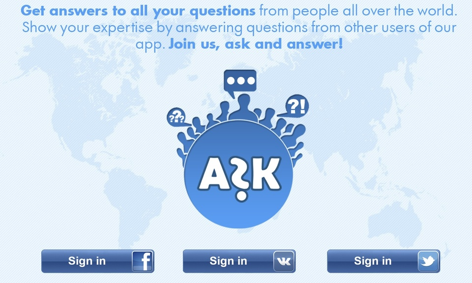 AskAbout.FM Notifications