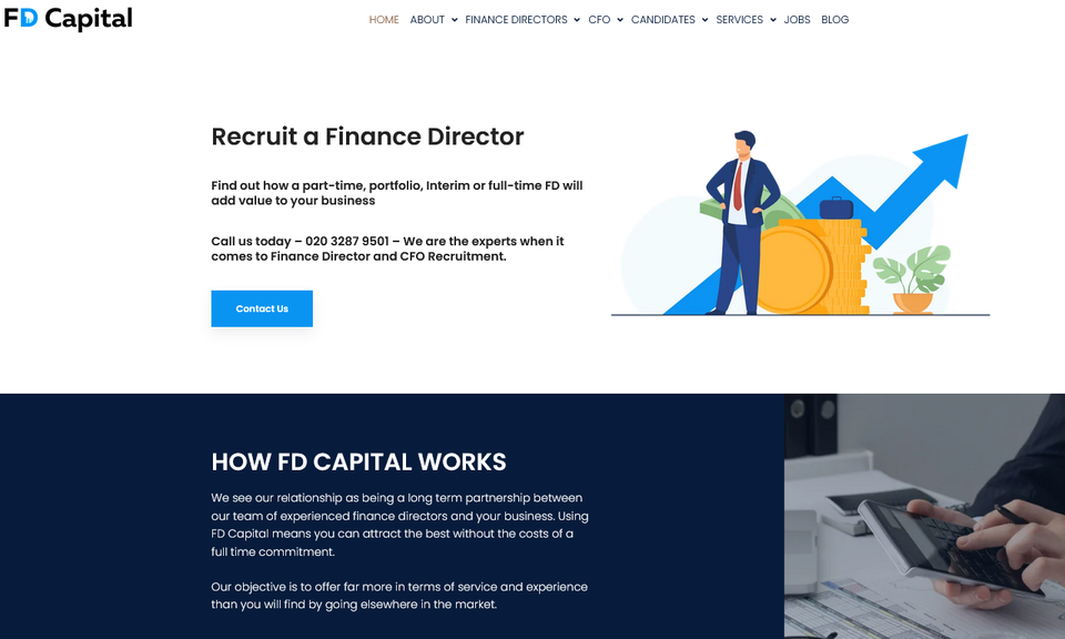 FDcapital.co.uk Job Search