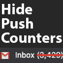 Hide Push Counters (from tabs' titles)