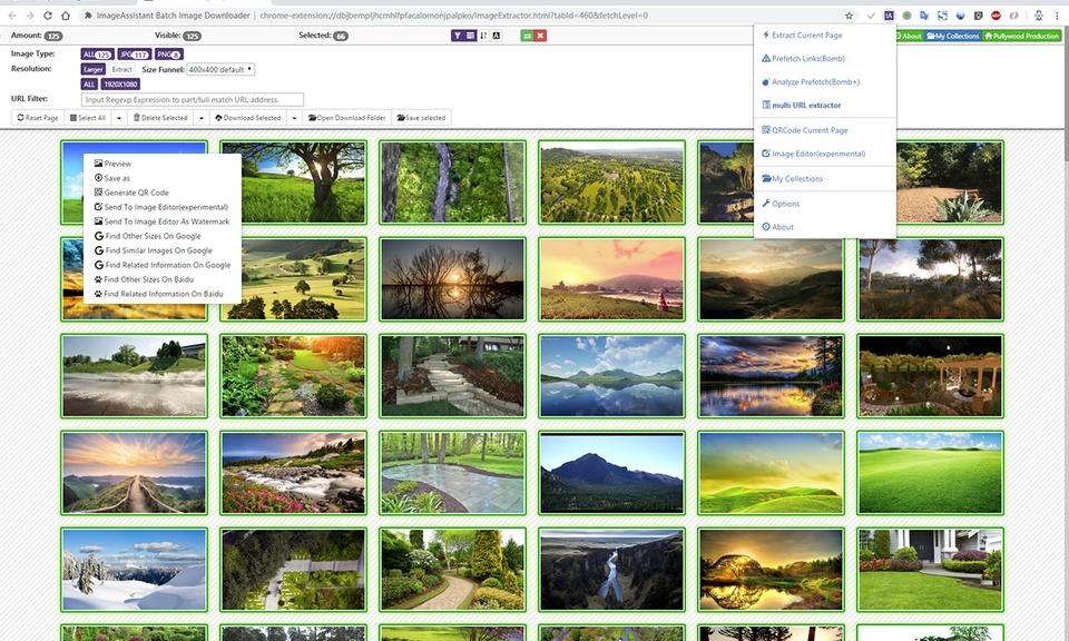 图片助手(ImageAssistant) 批量图片下载器