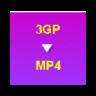 3GP to MP4 Converter