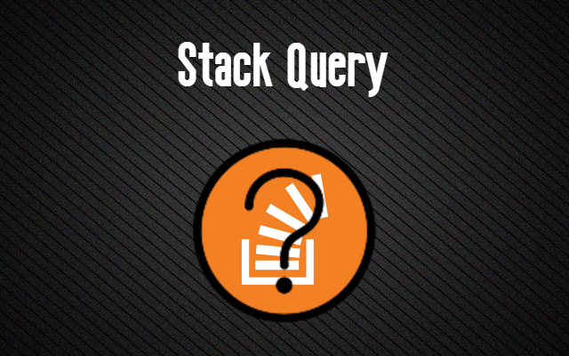 Stack Query