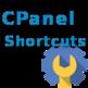 CPanel Shortcuts #1 插件