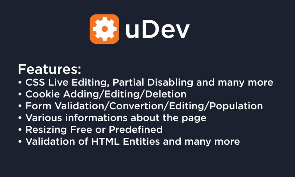 Web Developer Toolbar-网页开发工具插件