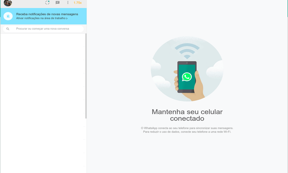 Whatsapp web audio playback rate