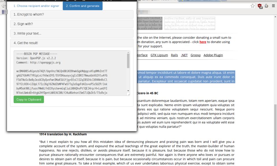 BrGP for Chrome
