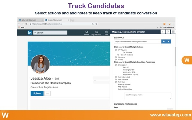 Recruitment Automation by Wisestep