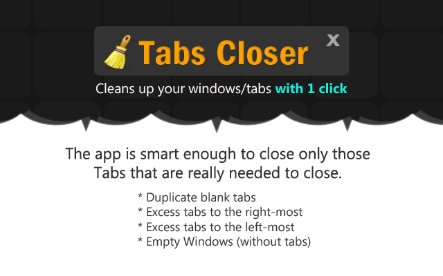 Tabs Closer