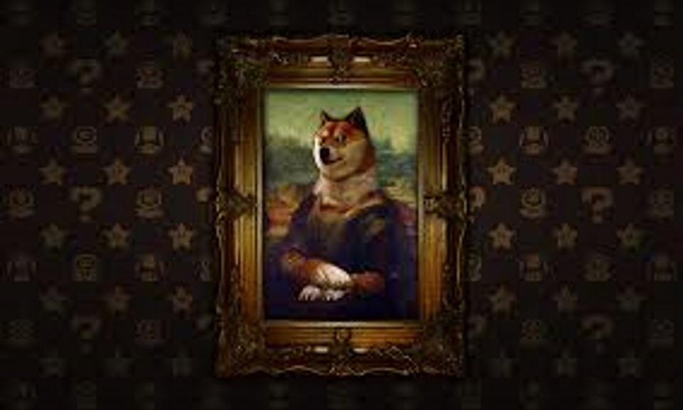 Doge HD Wallpaper New Tab Themes