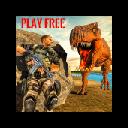 Best Jurassic Sniper Game Play 插件