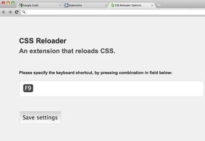 CSS Reloader