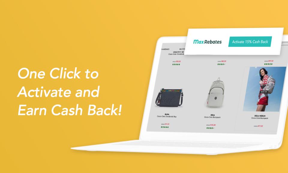 MaxRebates: Get Paid for Shopping