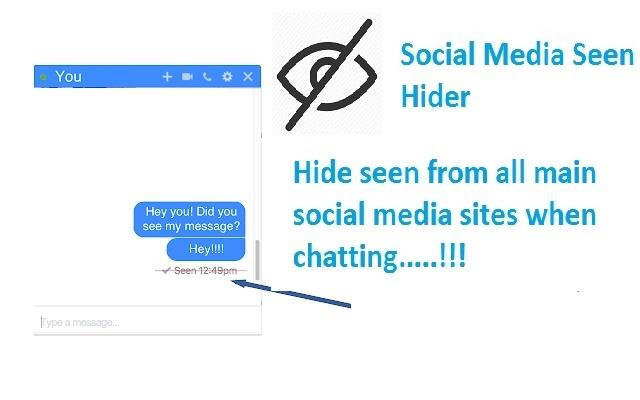 Social Media Seen Hider