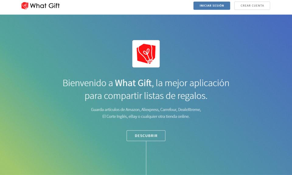 Botón What Gift