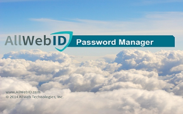 AllWebID Password Manager Extension
