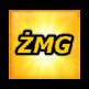 Żółty Magiczny Guziczek
