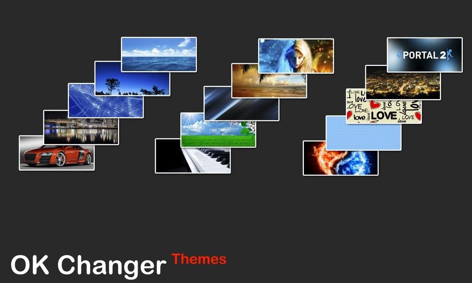 Design change for Odnoklassniki.ru