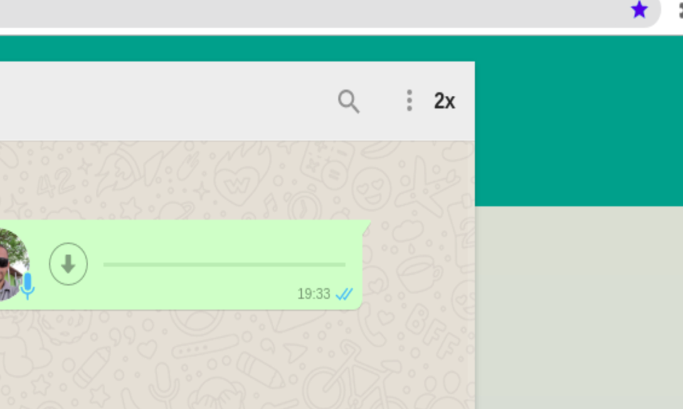 WhatsApp Speed Audio/Video