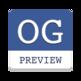 Open Graph Preview 插件