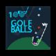 100 Golf Balls 插件