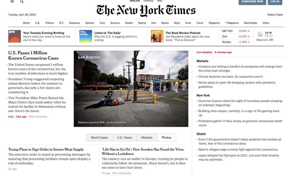 NYT Paywall Blaster