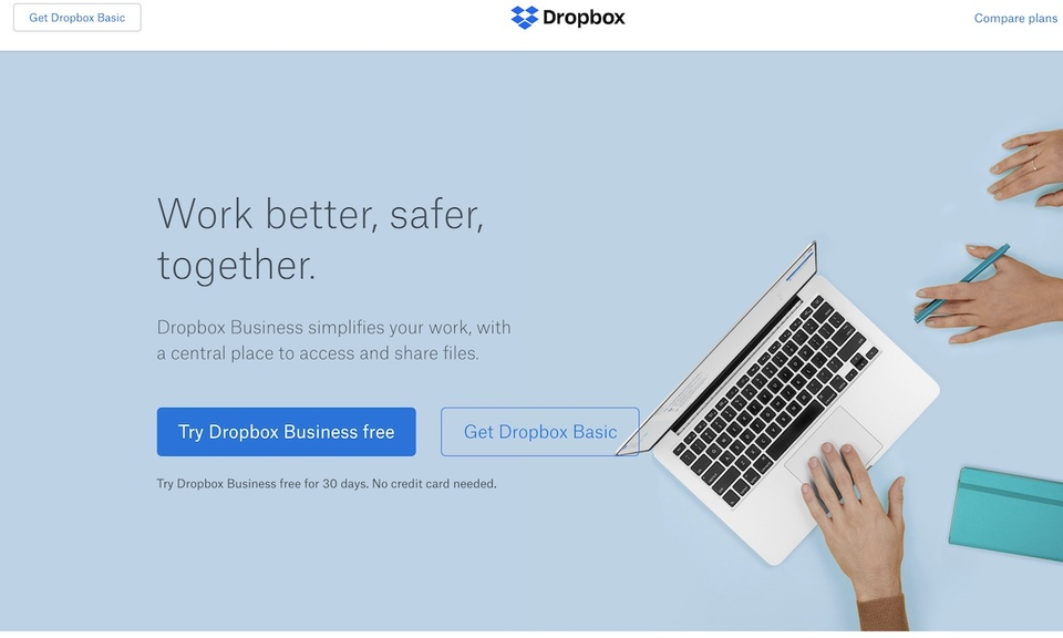 Migrate from Box to Dropbox