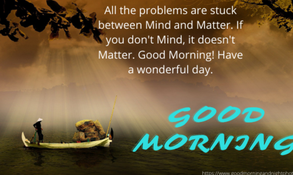 HD Good morning images download
