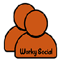 Connector Worky Social 插件