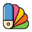 Image Color Picker - HEX, RGB, CMYK codes