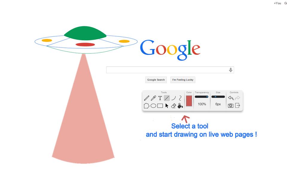 Web Paint-在线网页绘图编辑工具