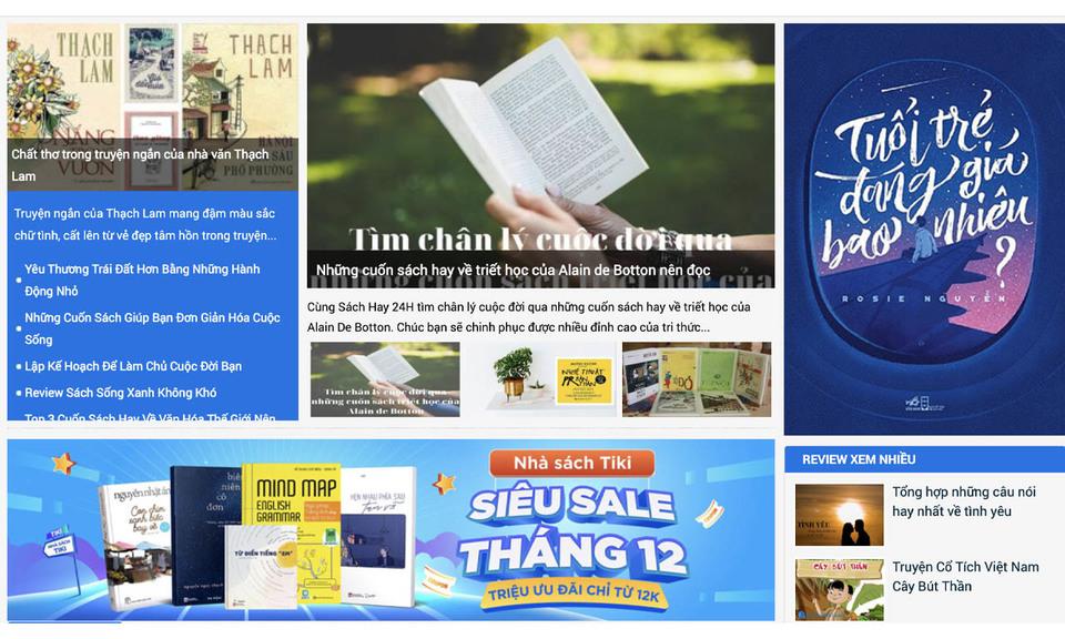 Đọc Sách Hay Online - SachHay24h.com