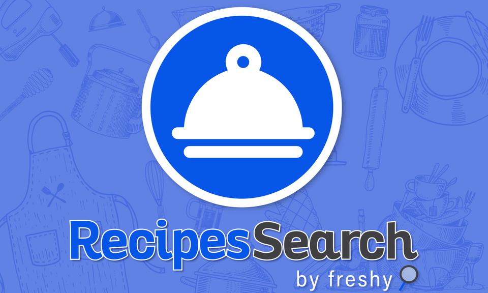Recipes Search by Freshy