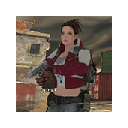 Commando Girl Free Games 插件