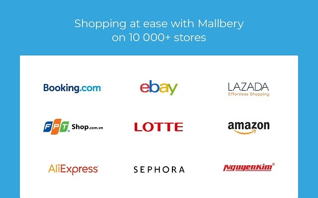 Mallbery: Smart Cash Back Shopping Assistant