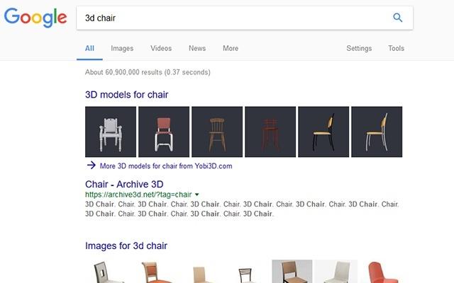 3D Models Search Engine - Yobi3D