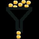 CoinMarketCap - Filter coins by exchange - LOGO