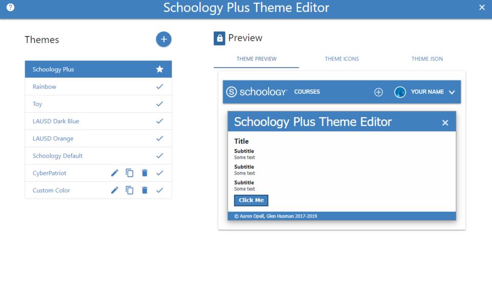Schoology Plus