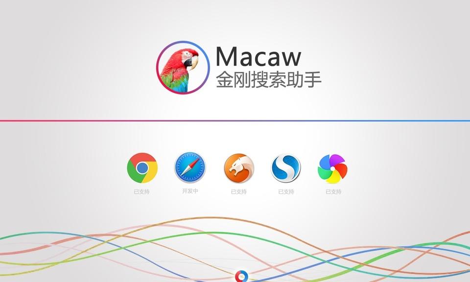 Macaw-金刚搜索助手