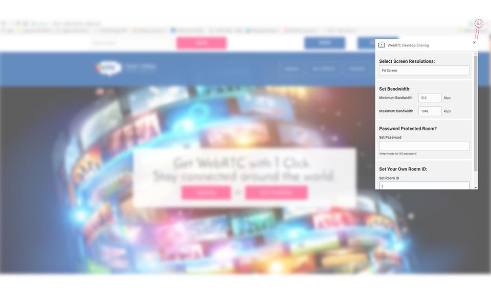 VadsCTV Screen Sharing