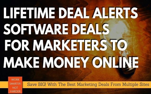 Lifetime Marketing Discount Deals