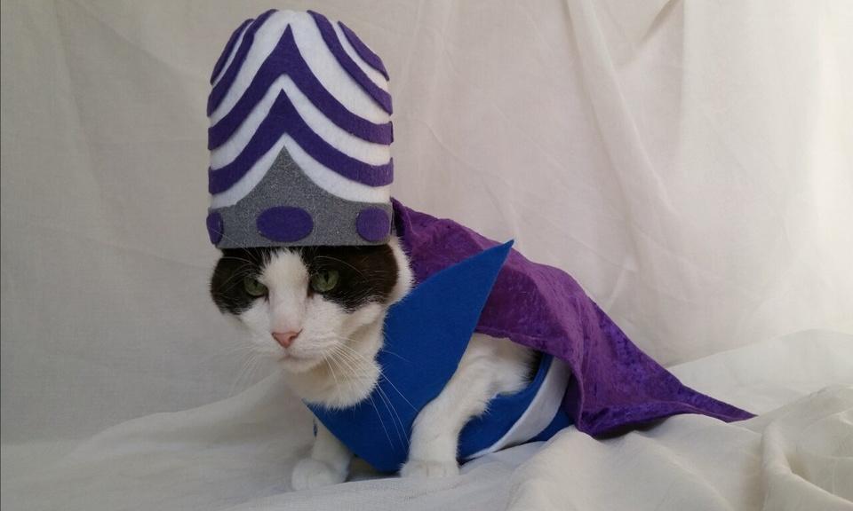 Supreme Overlord Mojo-Jojo