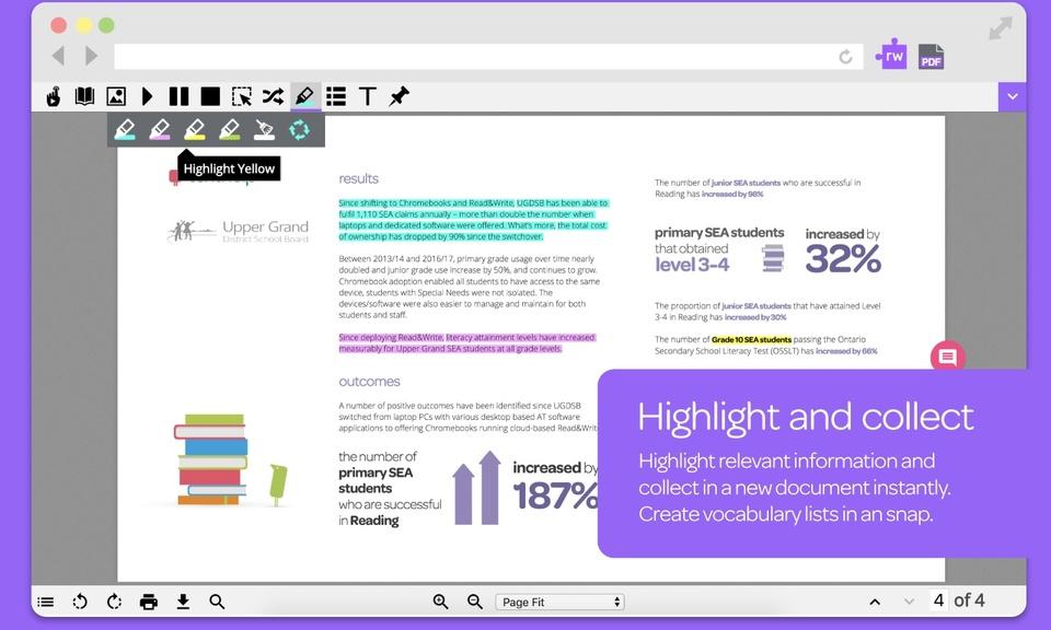 Texthelp PDF Reader-PDF 阅读器