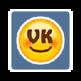 Панель смайликов ВКонтакте (vk.com)