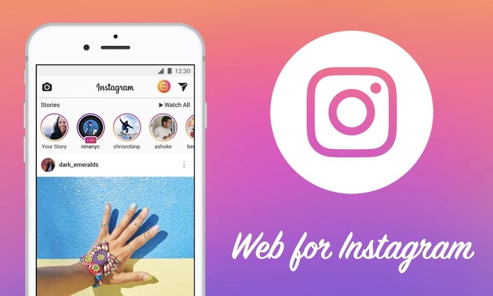 Instagram移动版(支持直接消息)