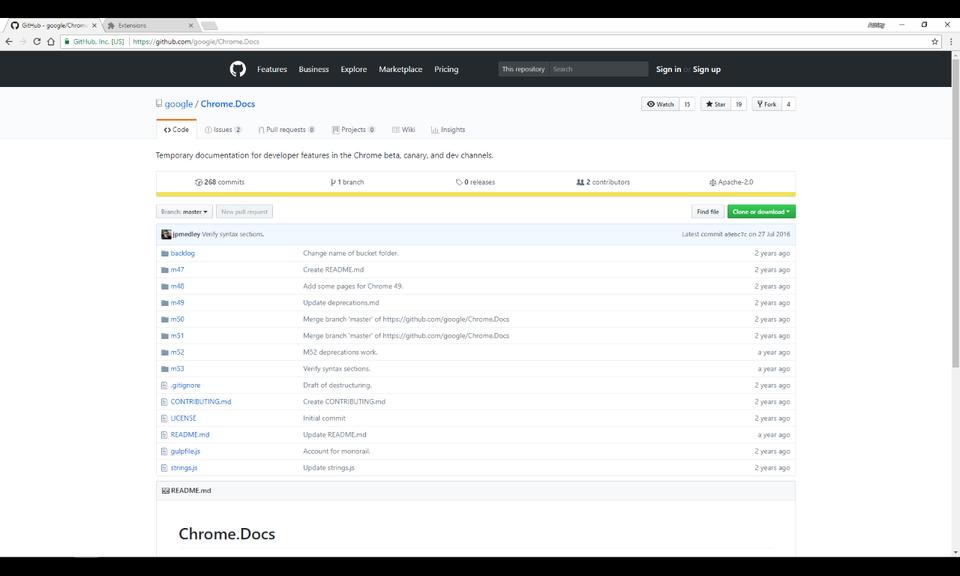 GitHub Wider