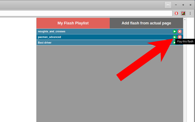 Flash Player +