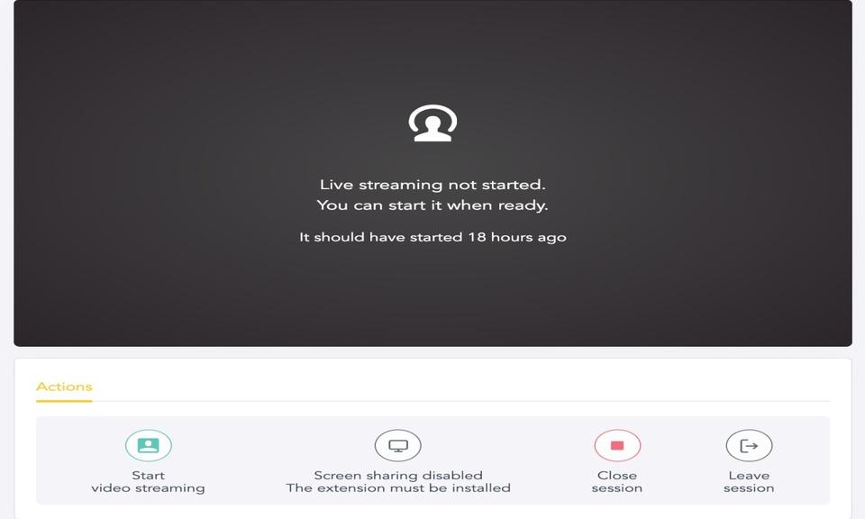 Knolyx Screen Sharing
